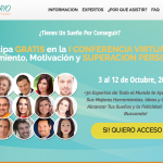 I Conferencia Virtual De Crecimiento, Motivación y Superación Personal
